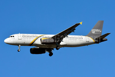 Nesma Airlines Airbus A320-232 SU-NMB (msn 1732) BSL (Paul Bannwarth). Image: 927329.