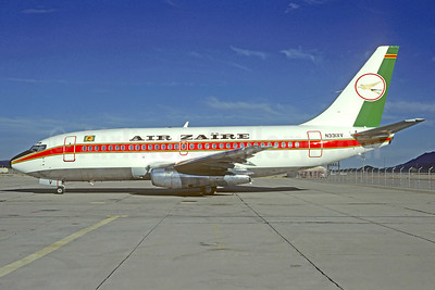 Air Zare Boeing 737-275C N331XV (msn 19743) TUS (Christian Volpati Collection). Image: 911957.