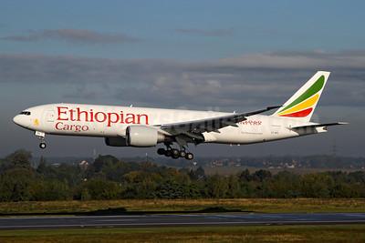 Ethiopian Cargo (Ethiopian Airlines) Boeing 777-F6N ET-APS (msn 41846) LGG (Rainer Bexten). Image: 909459.