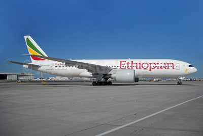 Ethiopian Airlines Boeing 777-260 LR ET-ANQ (msn 40773) YYZ (TMK Photography). Image: 909200.