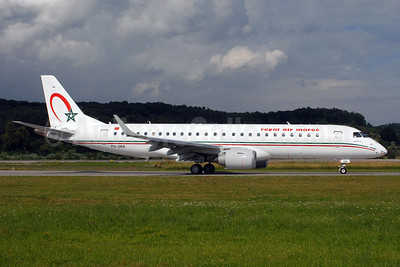 Royal Air Maroc (Denim Air) Embraer ERJ 190-100 IGW PH-DNA (msn 19000372) ZRH (Rolf Wallner). Image: 913091.