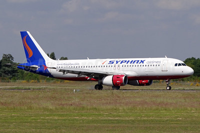 Syphax Airlines (FlySyphax.com) (Bingo Airways) Airbus A320-232 SP-ACK (msn 2645) NTE (Paul Bannwarth). Image: 913066.