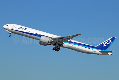 ANA (All Nippon Airways) Boeing 777-381 ER JA789A (msn 40687) LAX (Michael B. Ing). Image: 921430.