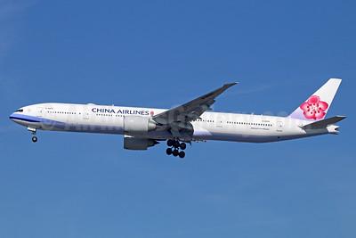 China Airlines Boeing 777-36N ER B-18055 (msn 41823) LAX (Michael B. Ing). Image: 926442.