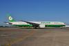 EVA Air Boeing 777-35E ER B-16708 (msn 33752) LHR (Dave Glendinning). Image: 909624.