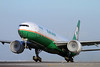 EVA Air Boeing 777-35E ER B-16716 (msn 32642) SFO (Mark Durbin). Image: 913385.