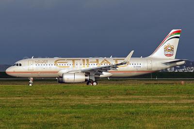 Etihad Airways Airbus A320-232 WL D-AXAN (A6-EIU) (msn 5821) XFW (Gerd Beilfuss). Image: 920961.