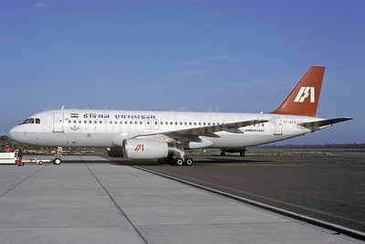Indian Airlines Airbus A320-231 VT-EPS (msn 096) SHJ (Rolf Wallner). Image: 912891.