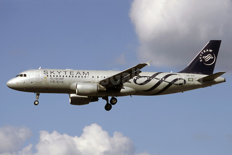 Saudi Airlines Airbus A320 Airlines Airbus A320-214