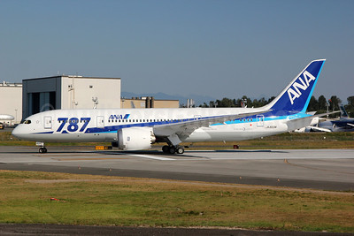 ANA (All Nippon Airways) Boeing 787-8 JA803A (msn 34485) PAE (Nick Dean). Image: 909161.