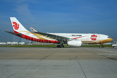 Air China Airbus A330-243 B-6075 (msn 785) (Zijin Hao - Forbidden Pavilion Liner) FRA (Bernhard Ross). Image: 901276.