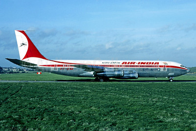Air India Boeing 707-337B VT-DVA (msn 19247) (Christian Volpati Collection). Image: 912702.