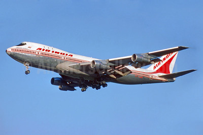Air India Boeing 747-237B VT-EBD (msn 19959) LHR (SM Fitzwilliams Collection). Image: 912137.