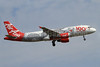 AirAsia (Malaysia) Airbus A320-216 9M-AQH (msn 4969) (100th Awesome Plane - Year of the Dragon) BKK (K.C. Sim). Image: 907587.