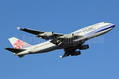 China Airlines Boeing 747-409 B-18202 (msn 28710) NRT (Michael B. Ing). Image: 908859.