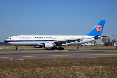 China Southern Airlines Airbus A330-223 B-6548 (msn 1335) AMS (Ton Jochems). Image: 912323.
