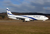 El Al Israel Airlines Boeing 737-85P WL 4X-EKH (msn 35485) ZRH (Rolf Wallner). Image: 906650.