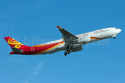 Hong Kong Airlines Airbus A330-343X F-WWYP (B-LNO) (msn 1384) TLS (Olivier Gregoire). Image: 911030.