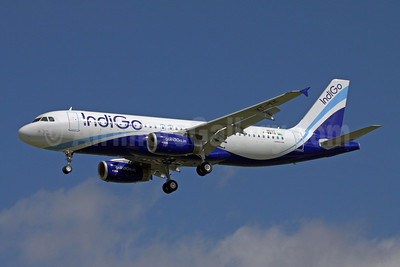 IndiGo Airlines Airbus A320-232 F-WWIB (VT-IEE) (msn 4637) TLS (Clement Alloing). Image: 908646.