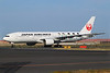 JAL-Japan Airlines Boeing 777-246 JA772J (msn 27657) (Arashi Beautiful World) HND (YK). Image: 906966,