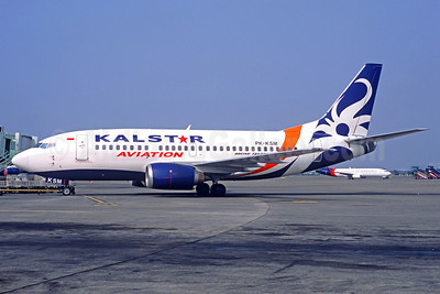 Kalstar Aviation Boeing 737-529 PK-KSM (msn 26537) JKT (Christian Volpati Collection). Image: 911832.