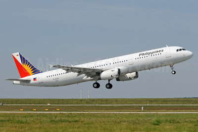 Philippines (Philippine Airlines) Airbus A321-231 D-AZAS (RP-C9901) (msn 5715) XFW (Gerd Beilfuss). Image: 913253.