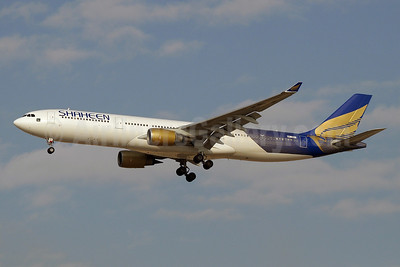 Shaheen Air International Airbus A330-301 AP-BKL (msn 055) DXB (Paul Denton). Image: 910163.