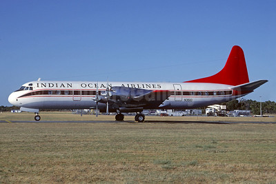 Indian Ocean Airlines Lockheed 188A Electra N351Q (msn 1036) (Christian Volpati Collection). Image: 927399.