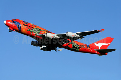 "QANTAS Airways' ""Wunala Dreaming"""