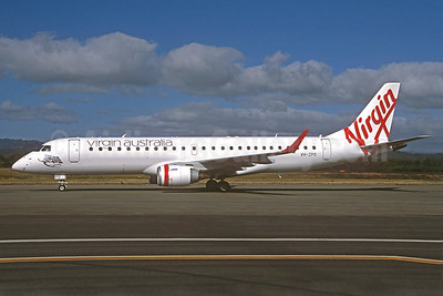 Virgin Australia Airlines Embraer ERJ 190-100 IGW VH-ZPO (msn 19000321) (Jacques Guillem Collection. Image: 924750.
