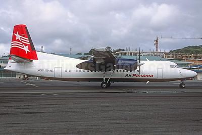 Air Panama (2nd) Fokker F.27 Mk. 050 HP-1794PST (msn 20163) BLB (Michel Saint-Felix). Image: 925957.