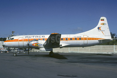 RUTACA Airlines Convair 440 (340-48) YV-223C (msn 144) CBL (Christian Volpati Collection). Image: 924859.