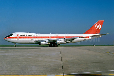 Air Canada Boeing 747-133 CF-TOB (msn 20014) CDG (Jacques Guillem). Image: 922712.