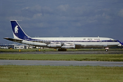 Air Arctic Icelandic Boeing 707-321C TF-AEA (msn 18714) BRU (Christian Volpati Collection). Image: 922421.