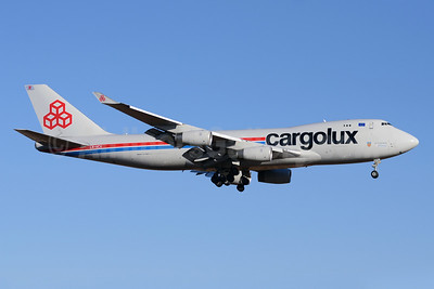 Cargolux Airlines International (Luxembourg) Boeing 747-4R7F LX-VCV (msn 34235) JNB (TMK Photography). Image: 920270.