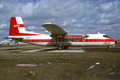 Europe Aero Service-EAS Handley Pace Herald 210 F-BLOY (msn 173) ORY (Christian Volpati). Image: 927596.
