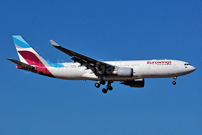 The first Airbus A330 for Eurowings