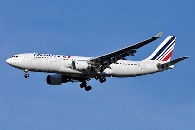 Air France Airbus A330-203 F-GZCL (msn 519) JFK (Ken Petersen). Image: 921385.