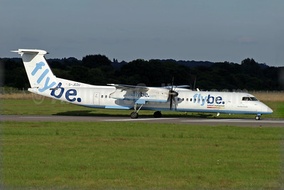 Flybe-British European (2nd) Bombardier DHC-8-402 (Q400) G-JEDU (msn 4089) SOU (Antony J. Best). Image: 902105.