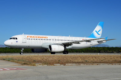 Freebird Airlines Airbus A320-232 TC-FHE (msn 2804) AYT (Ton Jochems). Image: 920420.