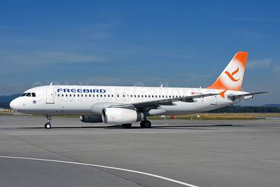 Freebird Airlines Airbus A320-232 TC-FBJ (msn 580) (Expo 2020) ZRH (Rolf Wallner). Image: 920419.