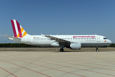 Germanwings (2nd) Airbus A320-211 D-AIQH (msn 217) AYT (Ton Jochems). Image: 924595.
