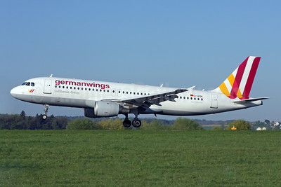 Germanwings (2nd) Airbus A320-211 D-AIQK (msn 218) ZRH (Andi Hiltl). Image: 922680.