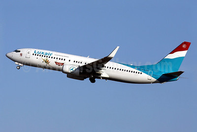 Luxair-Luxembourg Airlines Boeing 737-8C9 WL LX-LGU (msn 41047) (Disney Planes) PMI (Javier Rodriguez). Image: 913663.