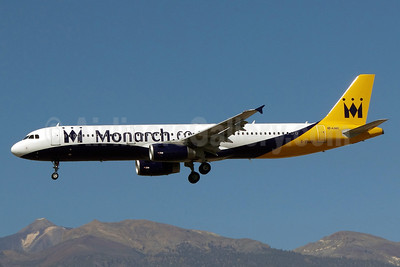 Monarch Airlines (Monarch.co.uk) Airbus A321-231 G-ZBAD (msn 5582) TFS (Paul Bannwarth). Image: 922289.