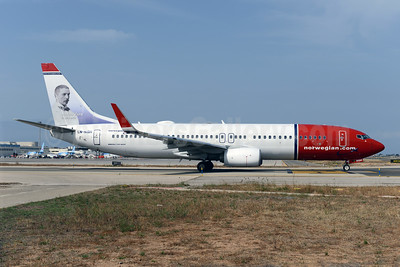 Norwegian Air Shuttle (Norwegian.com) Boeing 737-8JP WL LN-NGH (msn 39019) (Anders Zorn) PMI (Ton Jochems). Image: 923622.