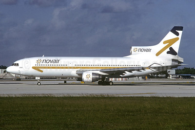 Novair (Sweden) Lockheed L-1011-385-3 TriStar 500 SE-DVI (msn 1248) MIA (Christian Volpati Collection). Image: 922294.