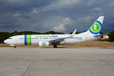 Airline Color Scheme - Introduced 2007 (Transavia Netherlands 2005)