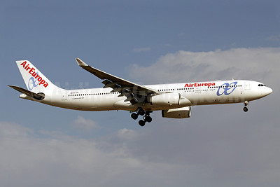 AirEuropa Airbus A330-343X OE-ICB (msn 670) PMI (Javier Rodriguez). Image: 912461.