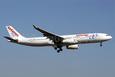 AirEuropa Airbus A330-343X EC-LXR (msn 1097) PMI (Javier Rodriguez). Image: 912879.